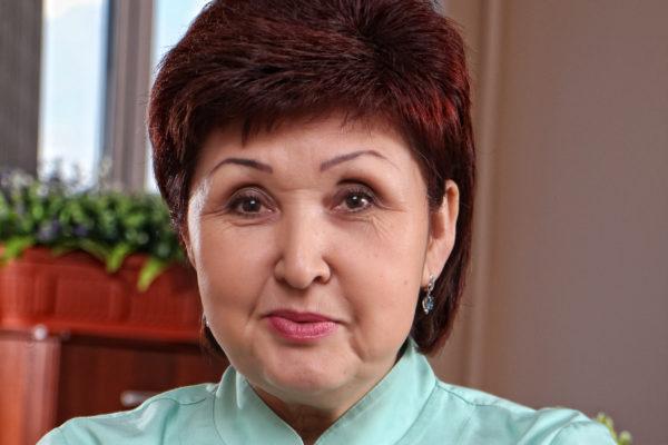 Курбанбаева Уразбике Сарсынбаевна
