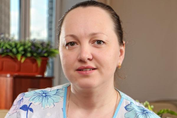 Евграфова Наталья Степановна